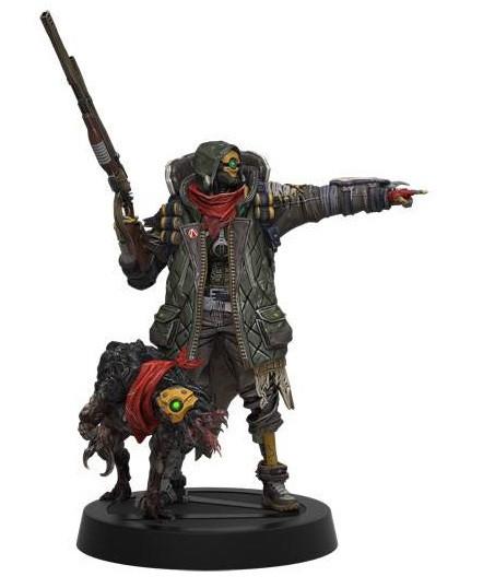 Borderlands 3 - Fl4k Statue / Figures of Fandom: Weta Collectibles