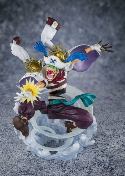One Piece - Buggy Figur / FiguartsZERO: Tamashii Nations