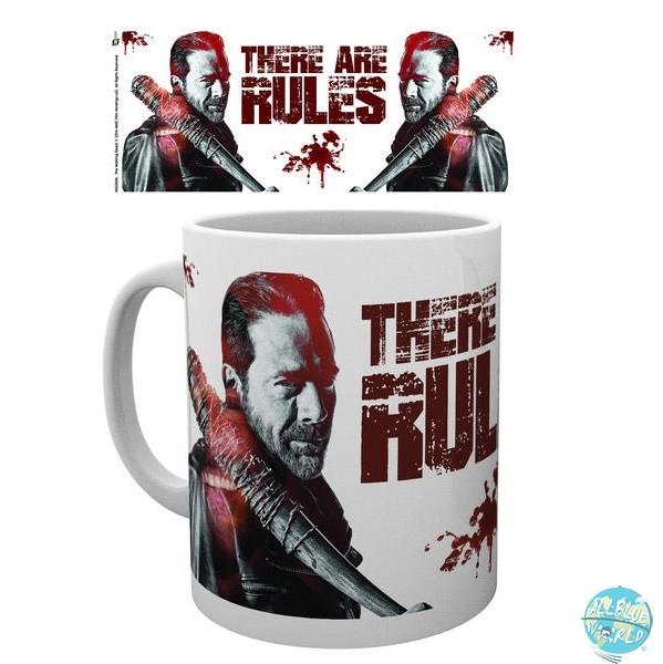The Walking Dead - Tasse - Rules Motiv: GYE