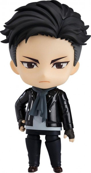 Yuri!!! on Ice - Otabek Altin Nendoroid: Orange Rouge