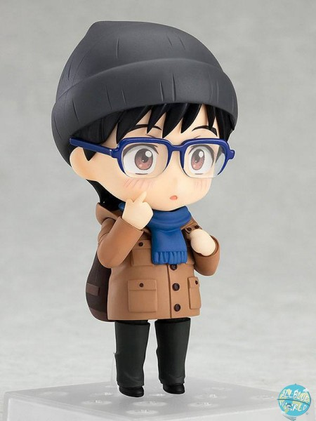 Yuri!!! on Ice - Yuri Katsuki Nendoroid / Casual Version: Orange Rouge