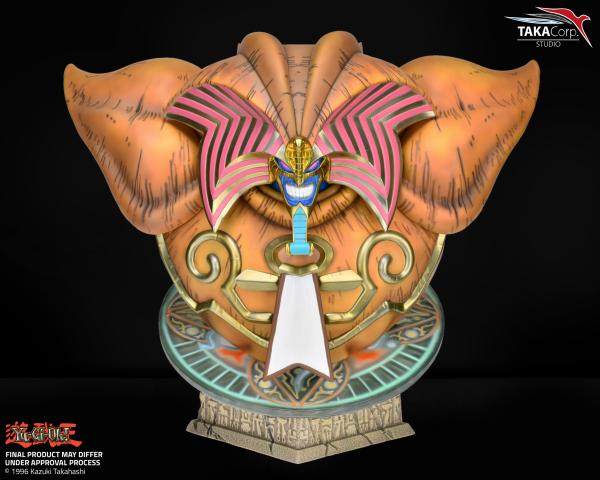 Yu-Gi-Oh! - Exodia, The Forbidden One Büste: Taka Corp Studio