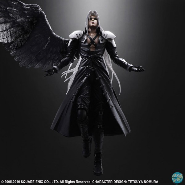 Final Fantasy 7 Advent Children - Sephiroth Actionfigur - Play Arts Kai: Square Enix