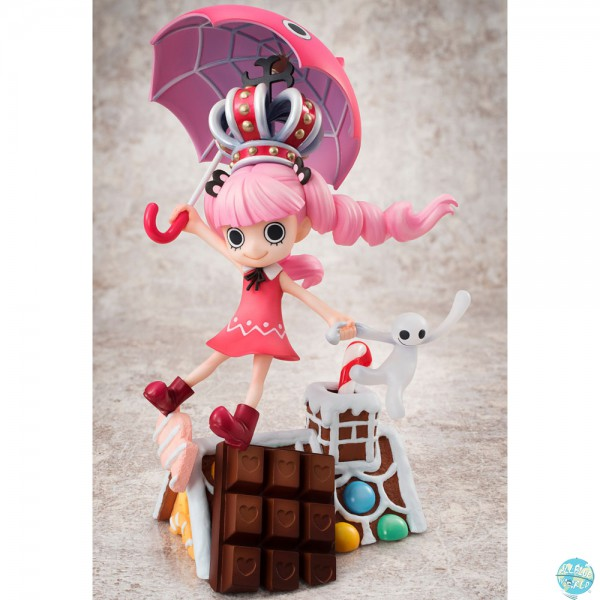 One Piece - Perona Statue - Excellent Model P.O.P - CB-EX / Sweeties Version: MegaHouse