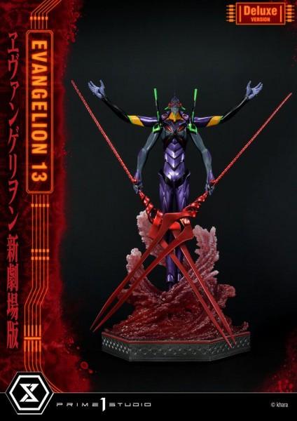 Neon Genesis Evangelion - Unit 13 Statue / Deluxe Version: Prime 1 Studio
