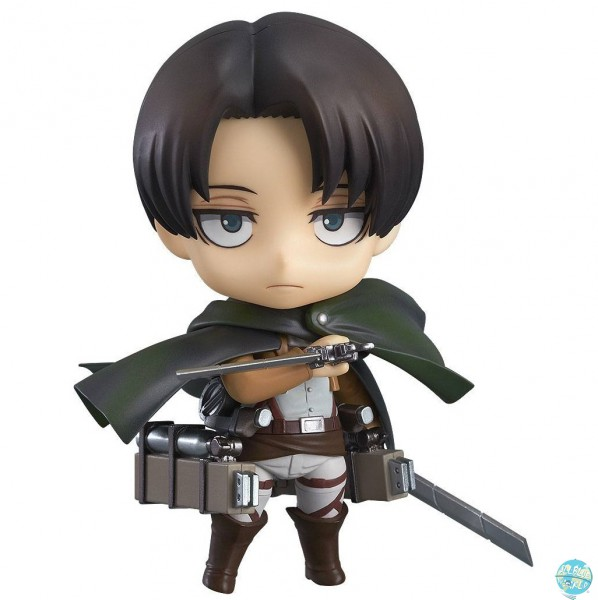 Attack on Titan - Levi Nendoroid: Good Smile Company
