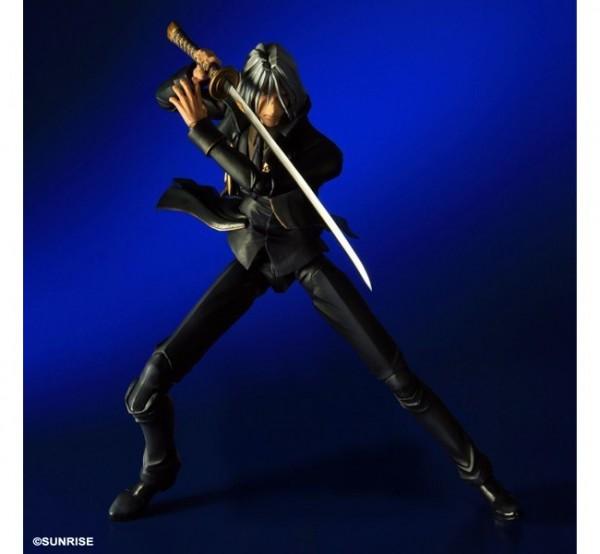 Cowboy Bebop - Vicious Actionfigur - Play Arts Kai: Square Enix