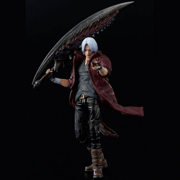 Devil May Cry 5 - Dante Actionfigur / Deluxe Version: Sentinel