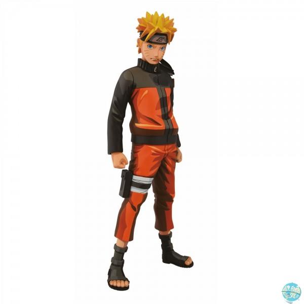 Naruto Shippuden - Uzumaki Naruto Figur - Master Stars Piece / Manga Dimension: Banpresto