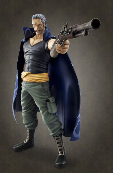 One Piece - Ben Beckmann Statue - Excellent Model P.O.P Neo DX: MegaHouse