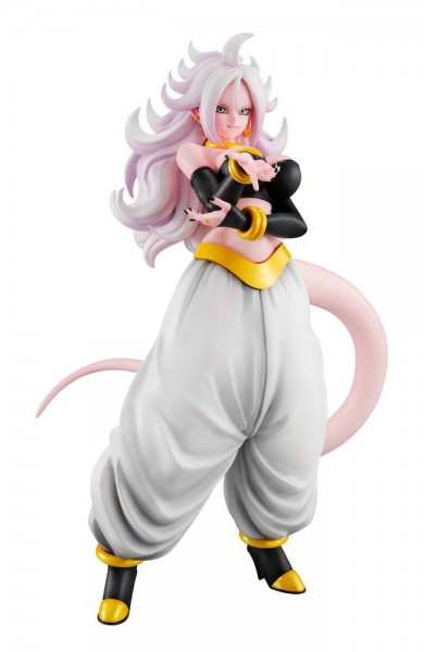 Dragonball Gals - C21 Statue / Transformed Version: MegaHouse