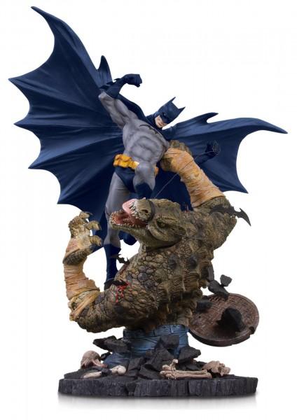 DC Comics - Batman vs. Killer Croc Statue: DC Collectibles