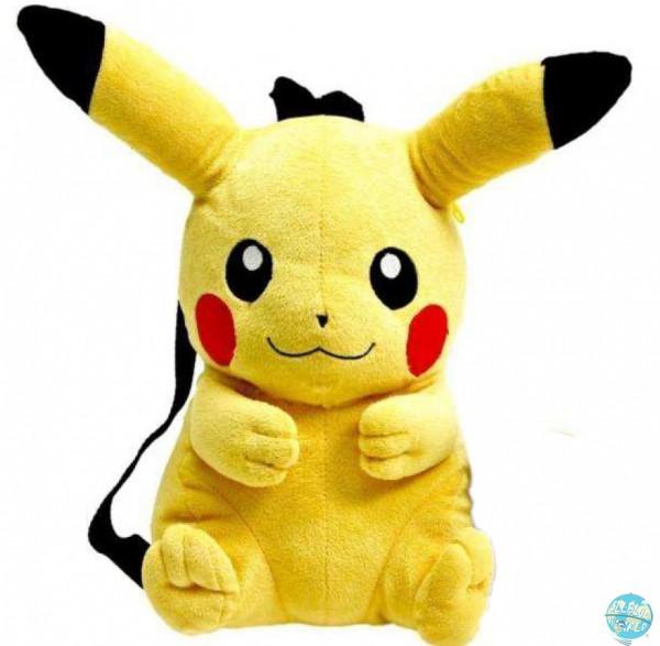 Pokemon - Pikachu Plüsch-Rucksack: Play by Play