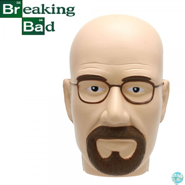 Breaking Bad Anti-Stress-Ball Heisenberg Face