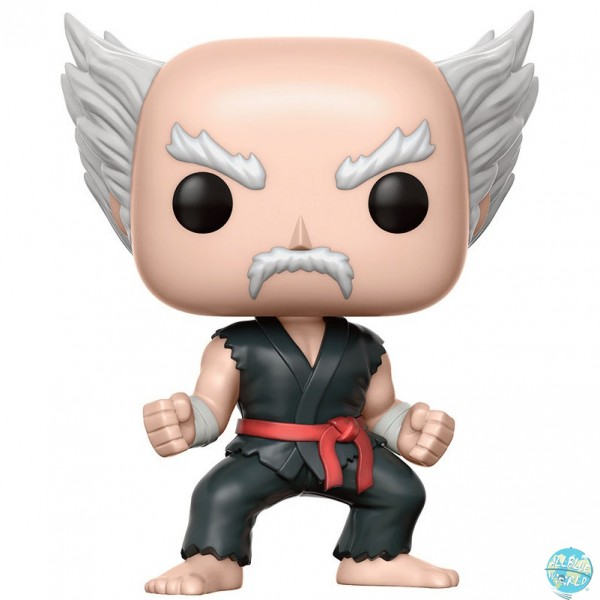 Tekken - Heihachi Mishima Figur - POP!: Funko