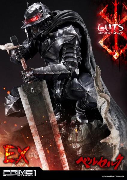 Berserk - Guts Statue - Berserker Armor Version / Exklusive: Prime 1 Studio