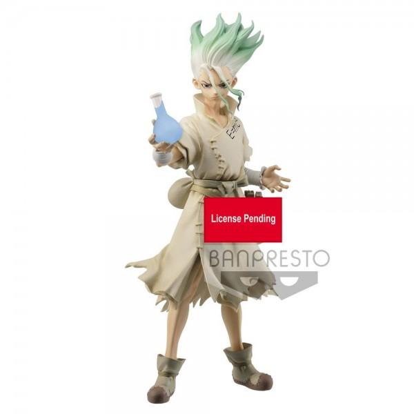 Dr. Stone - Senku Ishigami Figur: Banpresto