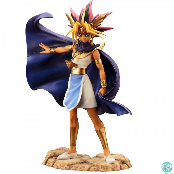 Yu-Gi-Oh! - Atemu Statue - ARTFX J: Kotobukiya
