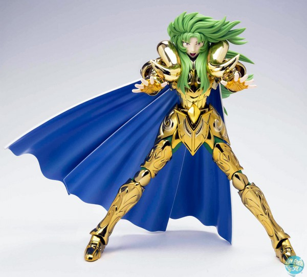 Saint Seiya - Aries Shion Actionfigur - Saint Cloth Myth EX / Holy War Version: Bandai