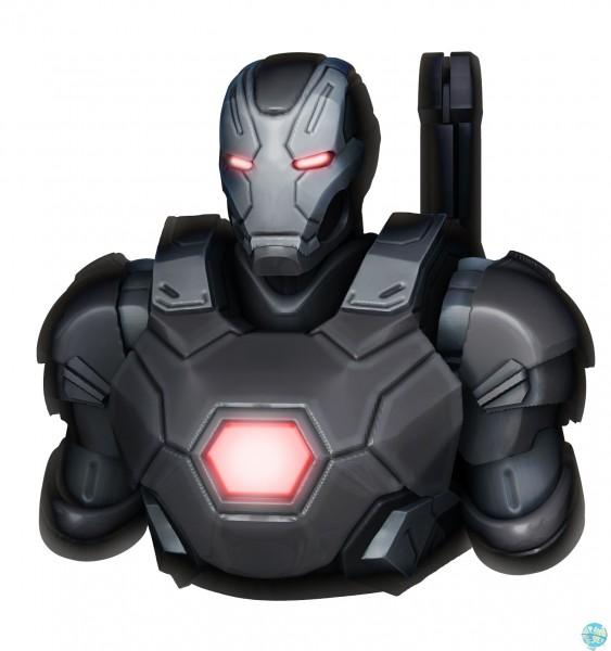 Marvel Comics - War Machine Spardose - Mark III: SeDi