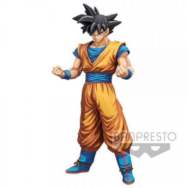 Dragonball - Son Goku Statue / Grandista - Manga Dimension: Banpresto