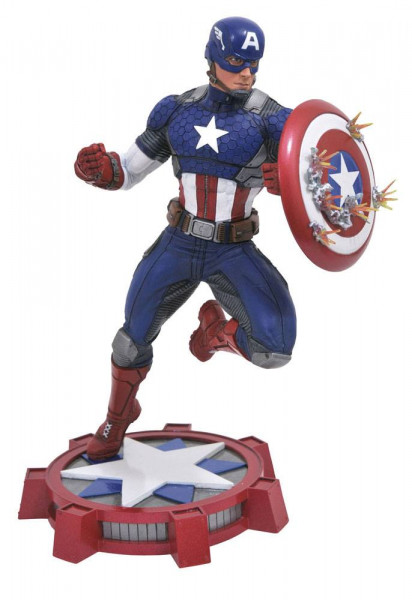 Marvel NOW! - Captain America Statue / Marvel Gallery: Diamond Select