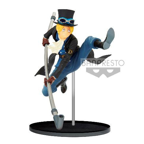 One Piece - Sabo Figur / BWFC Normal Color: Banpresto