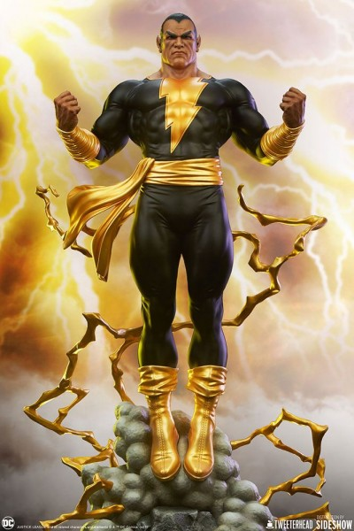 DC Comics - Black Adam / Maquette: Tweeterhead