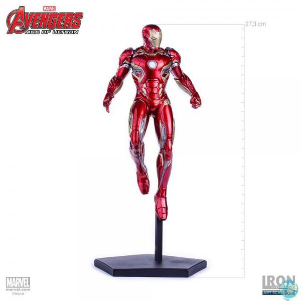 Avengers AOU Iron Man Mark XLV Statue: Iron Studios