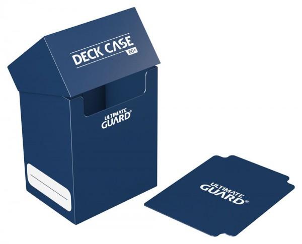 Ultimate Guard - Deck Case 80+ / Dunkelblau