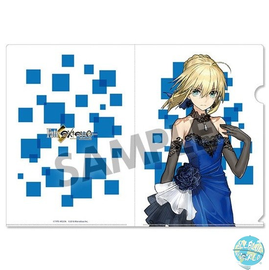 Fate/Extella - Mappe A4 Transparent - Altria Pendragon: Hobby Stock
