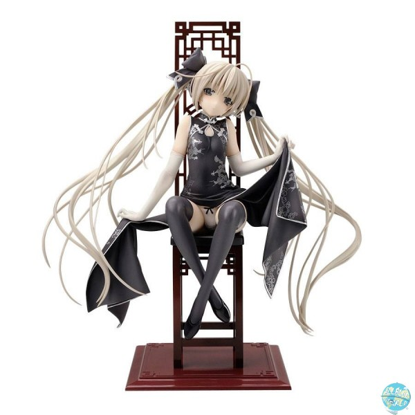 Yosuga no Sora - Sora Kasugano Statue - Black China Dress Version [Beschädigte Verpackung]: Alter