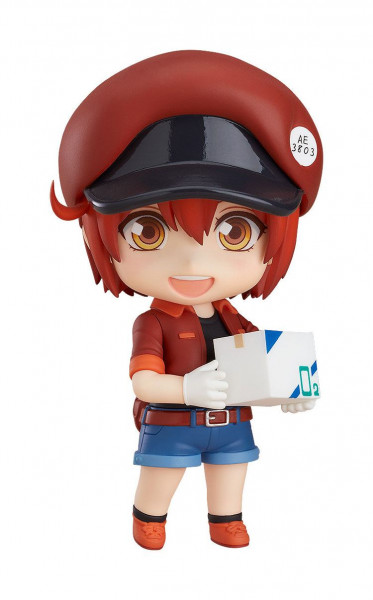Cells at Work! - Red Blood Cell Nendoroid: Good Smile Company