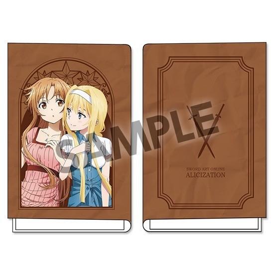Sword Art Online - Asuna & Alice Buchhülle: Hobby Stock