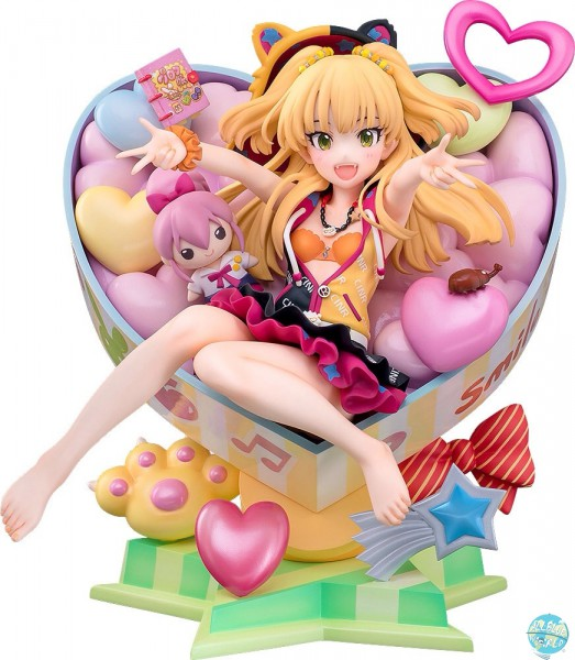 The Idolmaster Cinderella Girls - Rika Jougasaki Statue - Charisma Chibi Girl Version: Phat!