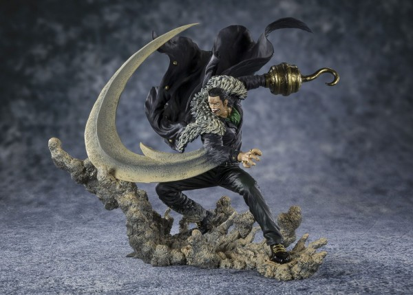 One Piece - Sir Crocodile Figur / FiguartsZERO - Paramount War: Tamashii Nations