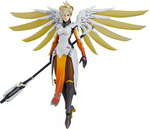 Overwatch - Mercy Figma: Max Factory