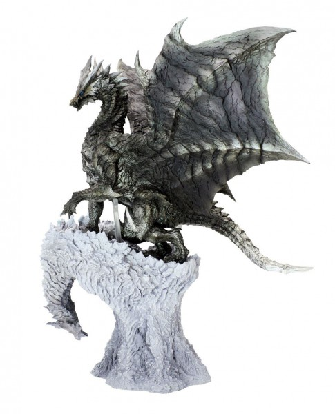 Monster Hunter - Kushala Daora Statue / CFB Creators Model: Capcom