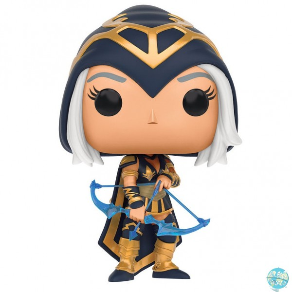 League of Legends - Ashe Figur - POP!: Funko