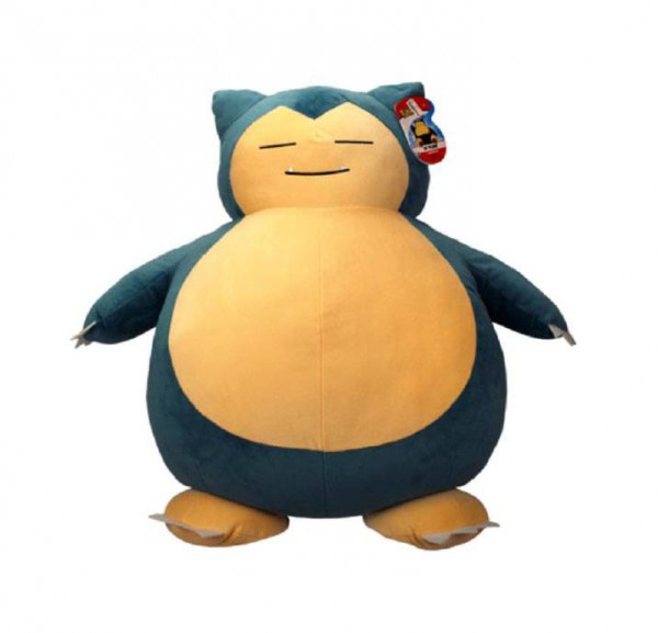 Pokemon - Relaxo Plüschfigur: BOTI
