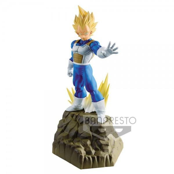 Dragon Ball - Vegeta Figur / Absolute Perfection: Banpresto