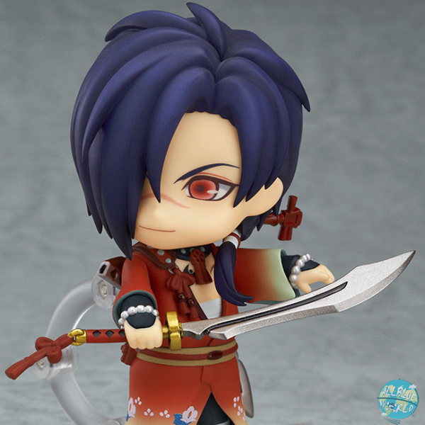 DRAMAtical Murder - Koujaku Actionfigur - Nendoroid: Orange Rouge