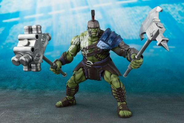 Thor Ragnarok - Hulk Actionfigur / S.H. Figuarts - Web Ex: Tamashii Nations