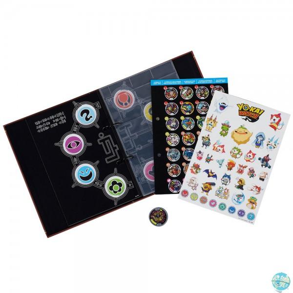 Yo-Kai Watch - Medaillen Sammelalbum: Hasbro