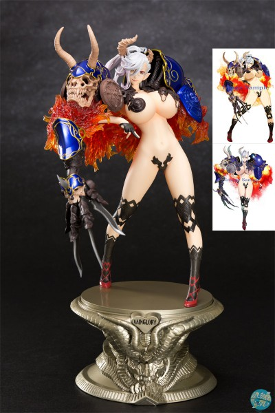 Seven Deadly Sins - Belial Statue - Uart Limited Version: Orchid Seed