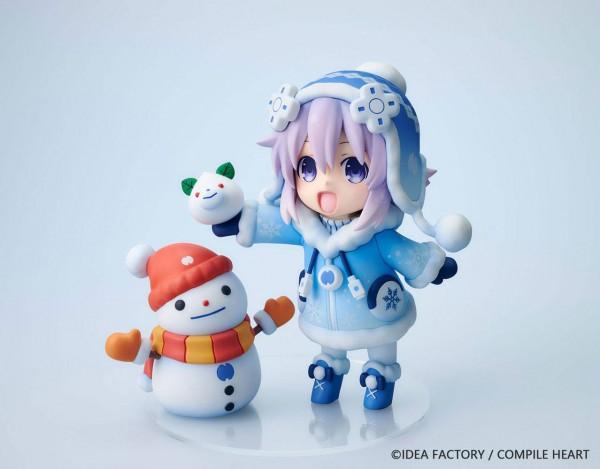 Hyperdimension Neptunia - Neptunia Statue / Dekachiccha! Snow Nep - Normal Version: Vertex