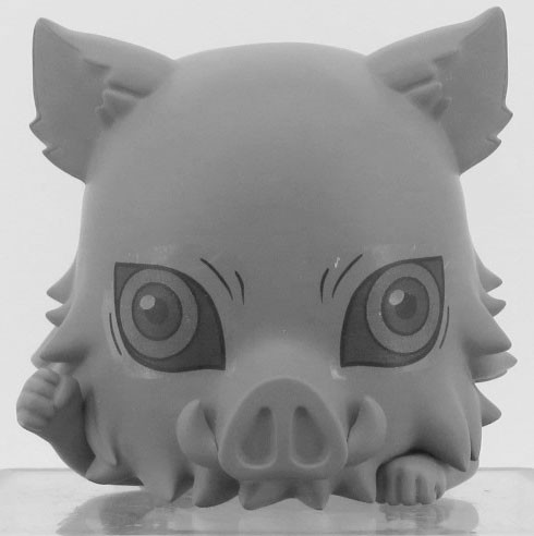Demon Slayer: Kimetsu no Yaiba - Inosuke Hashibira Minifigur: FuRyu