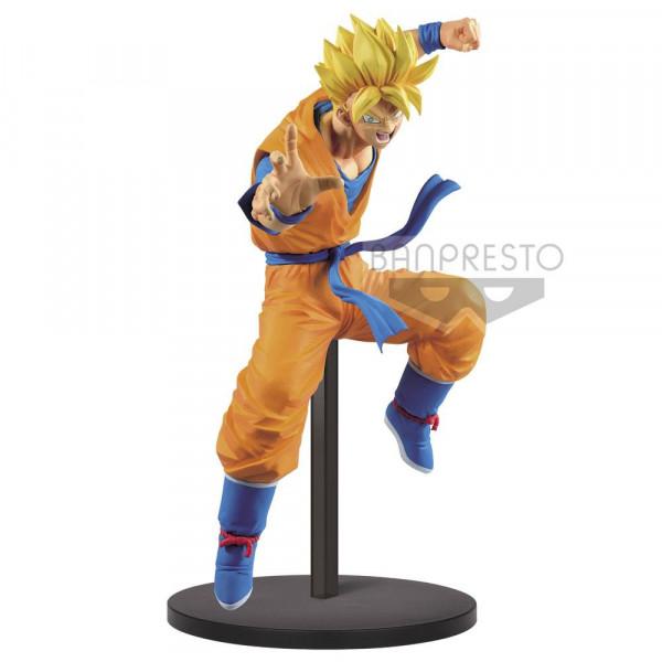 Dragon Ball Legends - SSJ Son Gohan Figur / Legends Collab: Banpresto