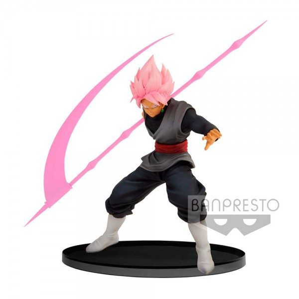 Dragon Ball Super - SSJ Rose Goku Black / BWFC - Version A: Banpresto