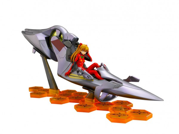 Neon Genesis Evangelion - Asuka Langley Souryuu Statue / Entry Plug Interior Version: Vertex